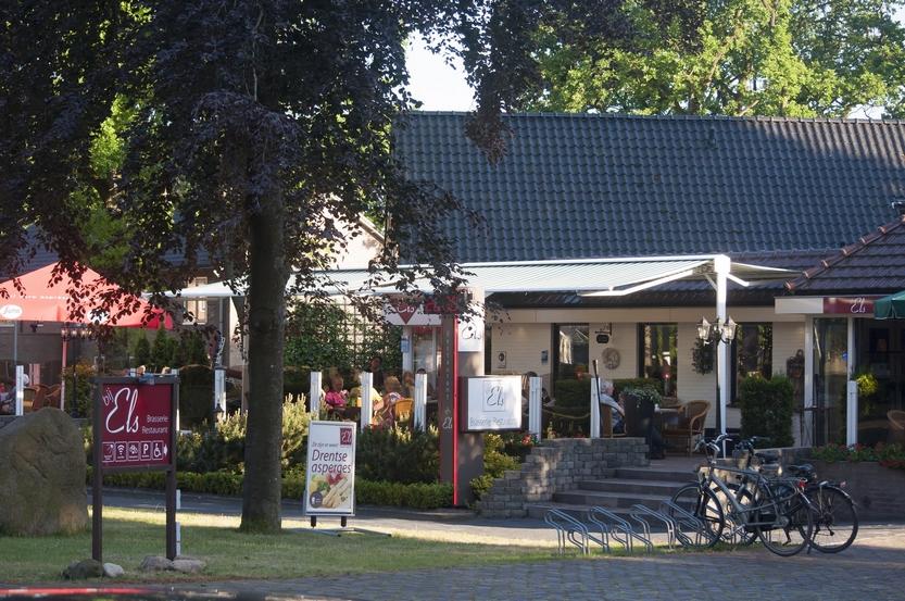 Terras Hotel De Meulenhoek & Brasserie Restaurant bij Els