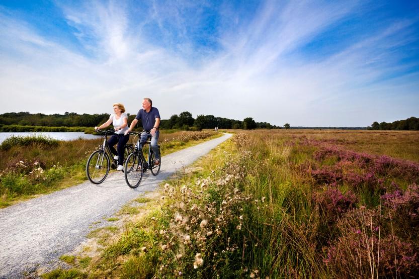 Drentse fiets4daagse arrangement