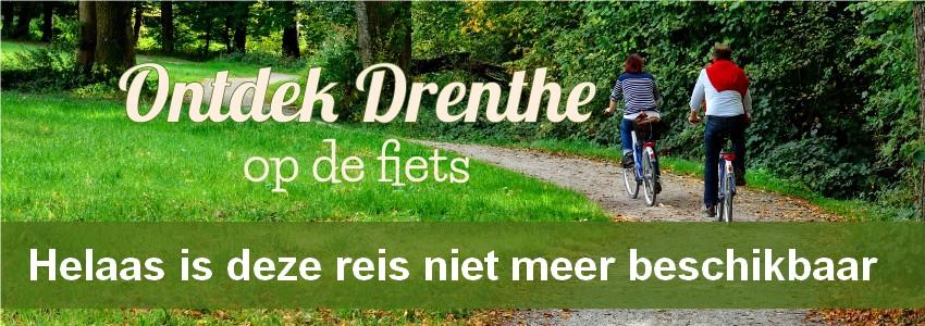 7-daagse fietsvakantie Drenthe